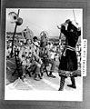 Ramlila scene, 1949.jpg