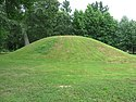 Ranger Station Mound of the Zaleski Mound Group
