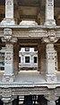 Rani ki Vav - Shesh shayi Vishnu in the Center.jpg