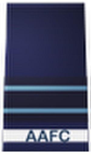 Australian Defence Force Cadets - Image: Rankslide AAFC FLTLT