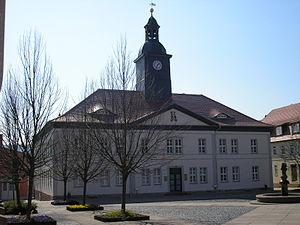 Bad Frankenhausen - Frankenhausen Town hall