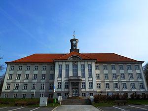 Zella-Mehlis - Town hall Zella-Mehlis