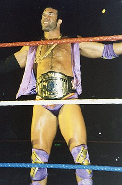 Razor Ramon IC Champ