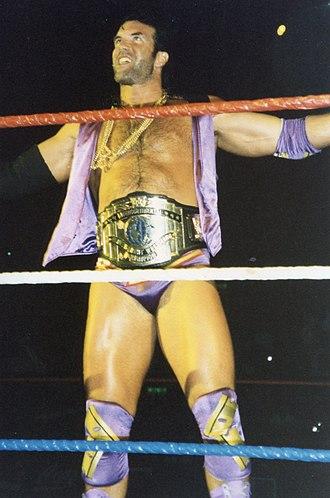 Scott Hall - Hall is a four-time WWF Intercontinental Champion