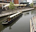 Reading Centre Narrowboat (5887618331).jpg