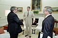 Reagan's meeting with Oleg Gordievsky in the Oval Office (02).jpg