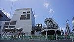 Rear funnel & after stracture of JS Fuyuzuki(DD-118) right side view at JMSDF Maizuru Naval Base July 27, 2014.jpg