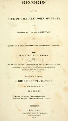 Records of the Life of the Rev. John Murray.djvu