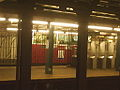 Rector Street station turnstile and booth.jpg