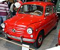 Red zastava 750 durign the Oldtimer Show 2009.jpg