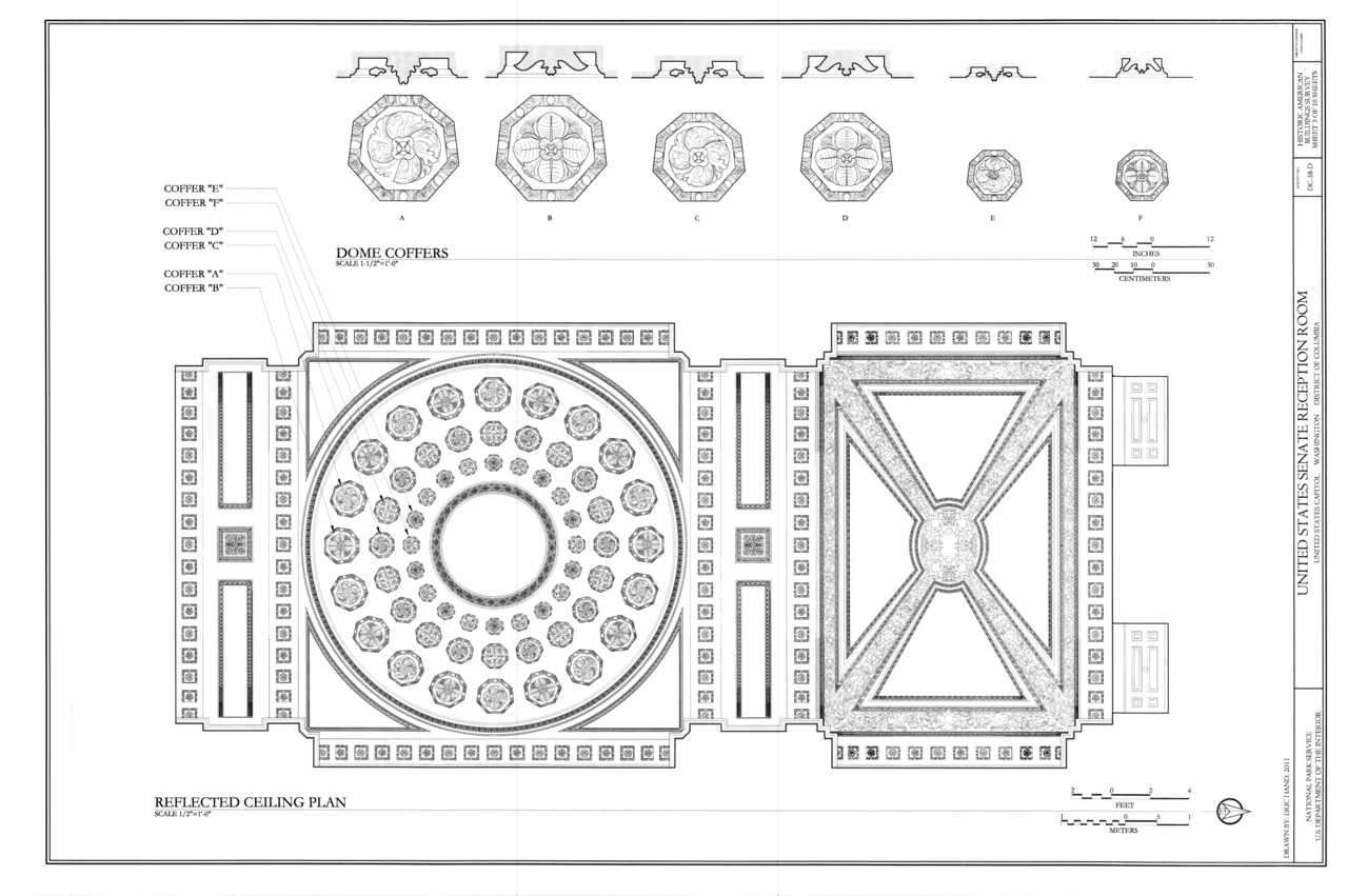 File Reflected Ceiling Plan And Dome Coffers U S