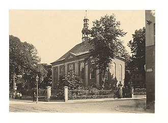 Reformed Church, Copenhagen - Reformed Church, c. 1914