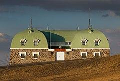 Refugio Militar Capitan Cobo - Pico Veleta - Sierra Nevada - 2014-08-07.jpg