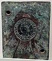 Regno di napoli, forma a due valve usata dai falsari per fare il coronato in argento di ferdinando I, 01.JPG