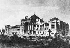 Reichstagsgebäude –