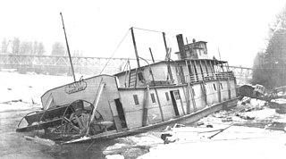 <i>Relief</i> (1906 sternwheeler)
