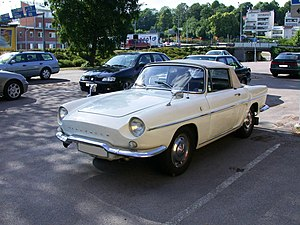 Renault Floride/Caravelle