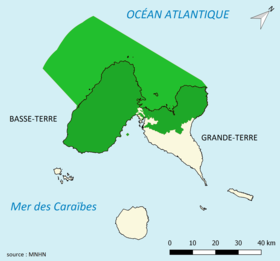 Image illustrative de l'article Parc national de la Guadeloupe
