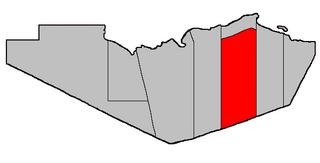 Balmoral Parish, New Brunswick Parish in New Brunswick, Canada