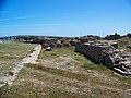 Restos del fuerte de Santa Bárbara, La Línea de la Concepción.jpg