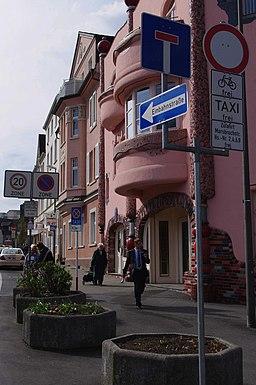 Marsbruchplatz in Dortmund
