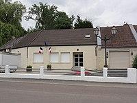 Retheuil (Aisne) mairie.JPG