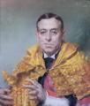 Retrato do Prof. Egas Moniz (1932) - José Malhoa (Hospital de Santa Maria).png