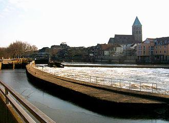 Rheine - Image: Rheine Emswehr