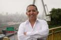 Ricardo Mora foto en el viaducto de Pereira.png