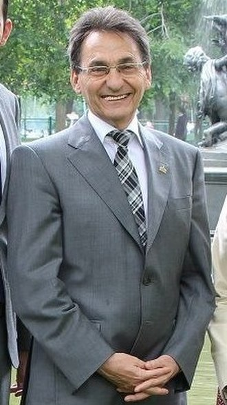 Richard Bergeron - Image: Richard Bergeron 2013