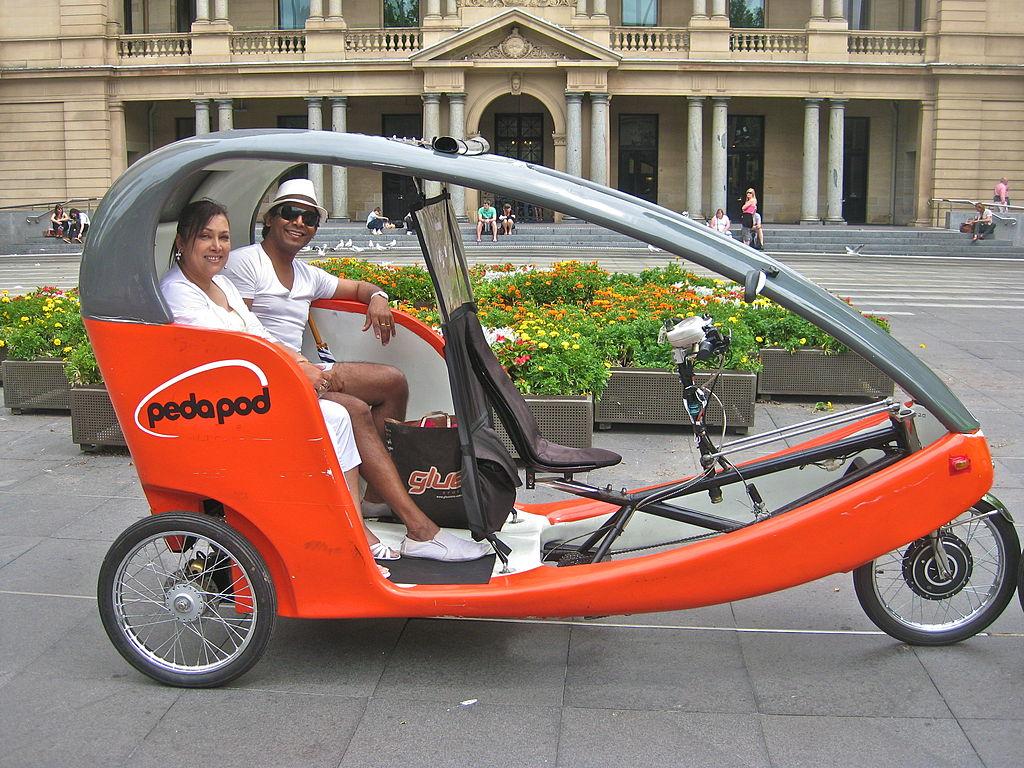 Electric Rickshaw Wikipedia Autos Post