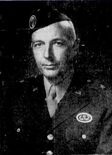 Ridgely Gaither as commander of the 11th Airborne Division in 1952.jpg