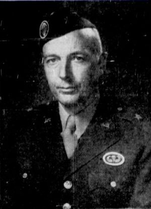 Ridgely Gaither - Ridgely Gaither as commander of the 11th Airborne Division in 1952