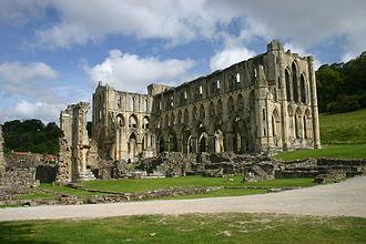 Rievaulx Abbey - Image: Rievaulx Abbey