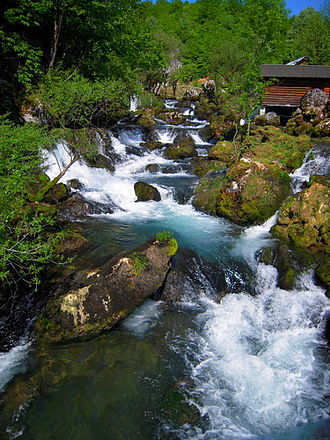 Banja Luka - Krupa River