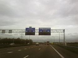 Rijksweg A2 Knooppunt Hintam (Den Bosch).jpg