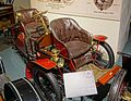 Riley tri-car automobile, 1905, Riley Cycle Co., Coventry, England, 6 HP, 2-cylinder, gasoline engine - Luray Caverns Car and Carriage Museum - Luray, Virginia - DSC01191.jpg