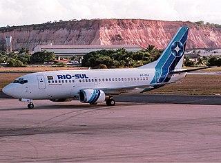 Rio Sul Serviços Aéreos Regionais
