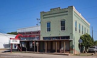 Rio Vista, Texas City in Texas, United States