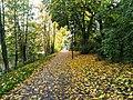 Riverside path, former towpath along the Ludwig-Danube-Main Canal, Nonnengraben Bamberg.jpg