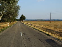 Road 65 in Hungary.JPG