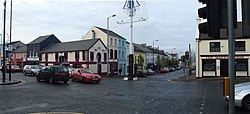Road Junction, Holywood - geograph.org.uk - 1618501.jpg
