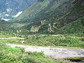 Roads near Indo-China Border in Sikkim.jpg
