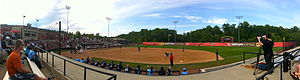 Robert E. Taylor Stadium - Robert E. Taylor Stadium at Terrapin Softball Complex