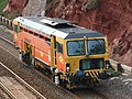 Rockstone - Colas 73920 moving to Crediton.JPG