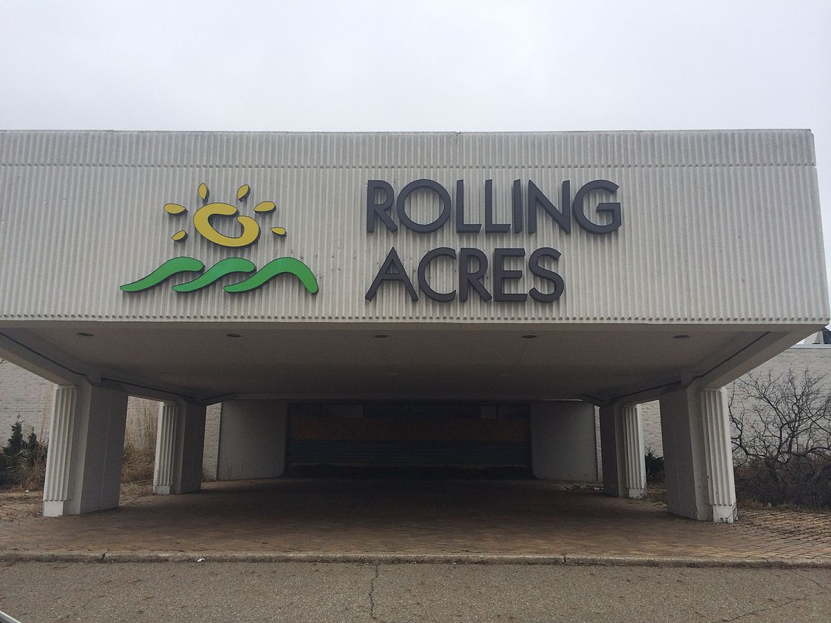 Rolling Acres Mall - Wikipedia