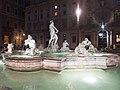 Roma, Fontana del Moro di notte (2).jpg