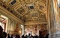 Roma Andělský hrad fresky.jpg