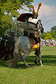 Roman cavalry reenactment Carnuntum 2008 17.jpg