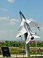 Romania-2322 - MiG-21M (7787211052).jpg